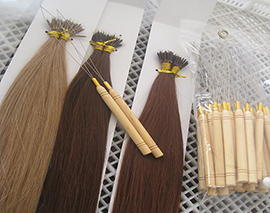 Nano-ring-hair-extensions