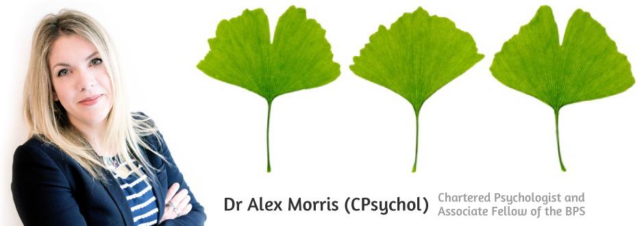 Psychologist Harley Street Dr Alex Morris